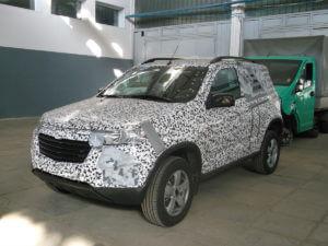 Названа цена новой Нивы - 700-800 тыс. руб.