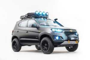 Внешний вид нового Chevrolet Niva 2