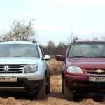 Что лучше выбрать Chevrolet Niva или Renault Duster