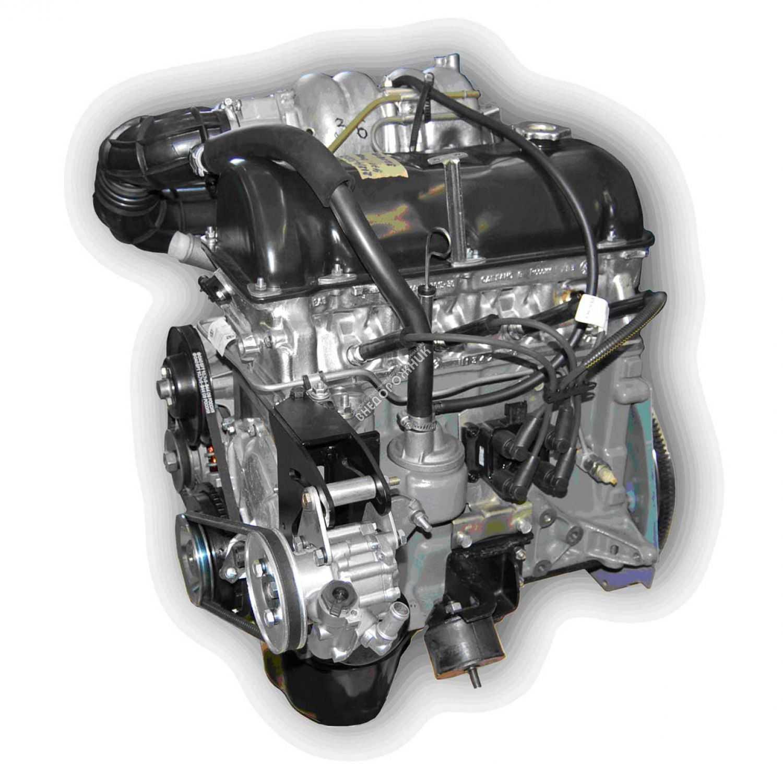 Новый двигатель на ниву в 2018