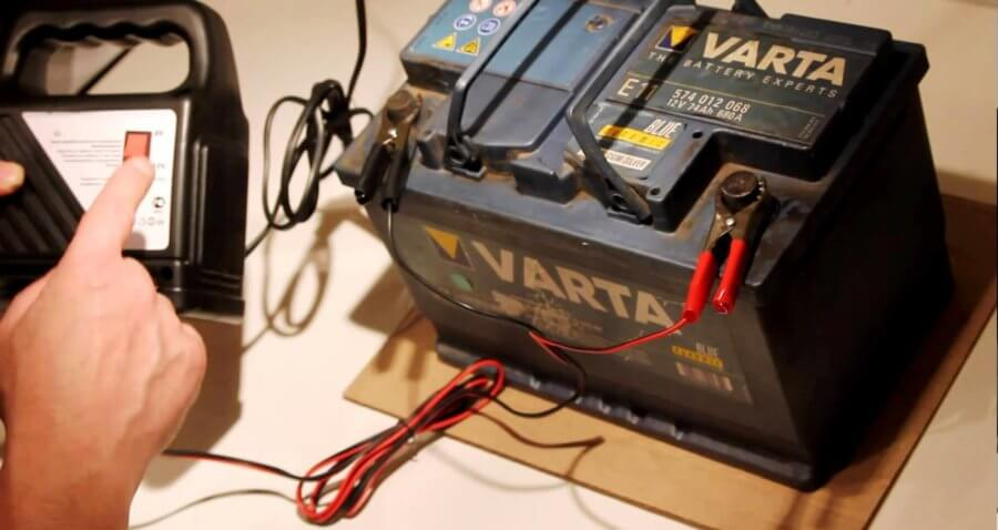как зарядить, если сел аккумулятор Нивы шевроле