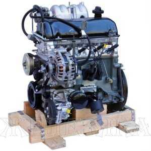двигатель ВАЗ 2123 в сборе