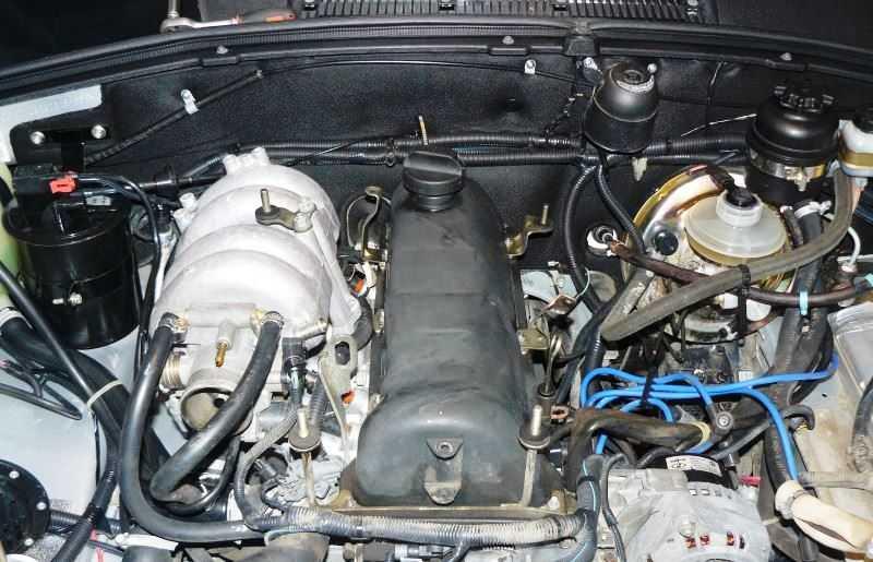 двигатель нивы шевроле после капремонта