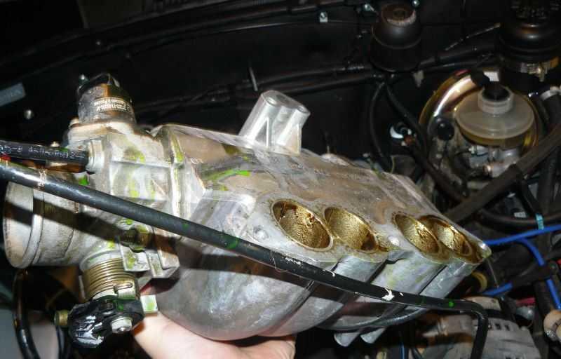 внимательно осмотреть все узлы двигателя нивы шевроле