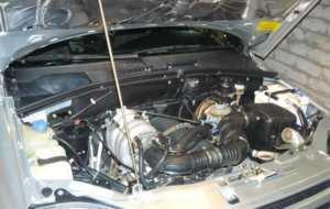 капитальный ремонт двигателя нивы шевроле