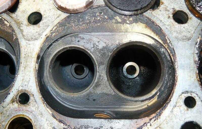 как выглядят клапана двигателя нивы шевроле