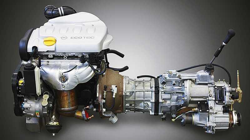 немецкий двигатель fam-1 для гонок на ниве