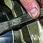 Замена ступичного подшипника Нива Шевроле: передней ступицы и полуоси