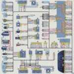 Электросхема Нива Шевроле: электрическая схема проводки ваз 2123, Chevrolet Niva, схема электрооборудования и подключения датчика скорости, зарядки с описание