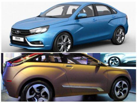 Сравнительный тест Lada XRAY Cross, Lada Vesta SW Cross и Chevrolet Niva » Лада.Онлайн