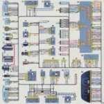 Схемы электрооборудования Chevrolet Niva ВАЗ-2123, жгуты проводов