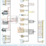 Электрическая схема автомобиля НИВА