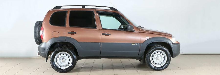 Максимальная скорость Chevrolet Niva I, рестайлинг - узнай насколько быстрый этот автомобиль на