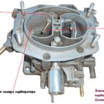 Проверка и регулировка уровня топлива в поплавковой камере карбюратора 21073 Солекс |