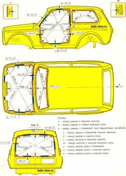 Лучшая резина для бездорожья на Ниву разных модификаций, размеры и модели