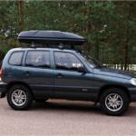 Багажники экспедиционные Нива 2121 купить в Балашихе в интернет магазине 👍