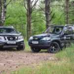 Наследники легенд: Chevrolet Niva и Nissan Terrano