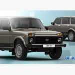 Технические характеристики Нива ВАЗ 21213, 21214, 2131 lada 4×4