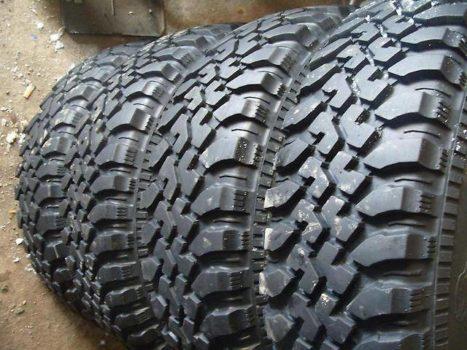 Какие выбрать шины для внедорожника. Внедорожные грязевые шины МТ или АТ?