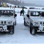«ПКК Сактаган» | ALGA 4×4 Chassis