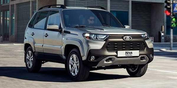Lada 4x4 Visioin 2021 – совершенно новая Нива