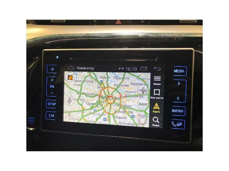 Дополнительное оборудование Toyota Land Cruiser 200, Hilux